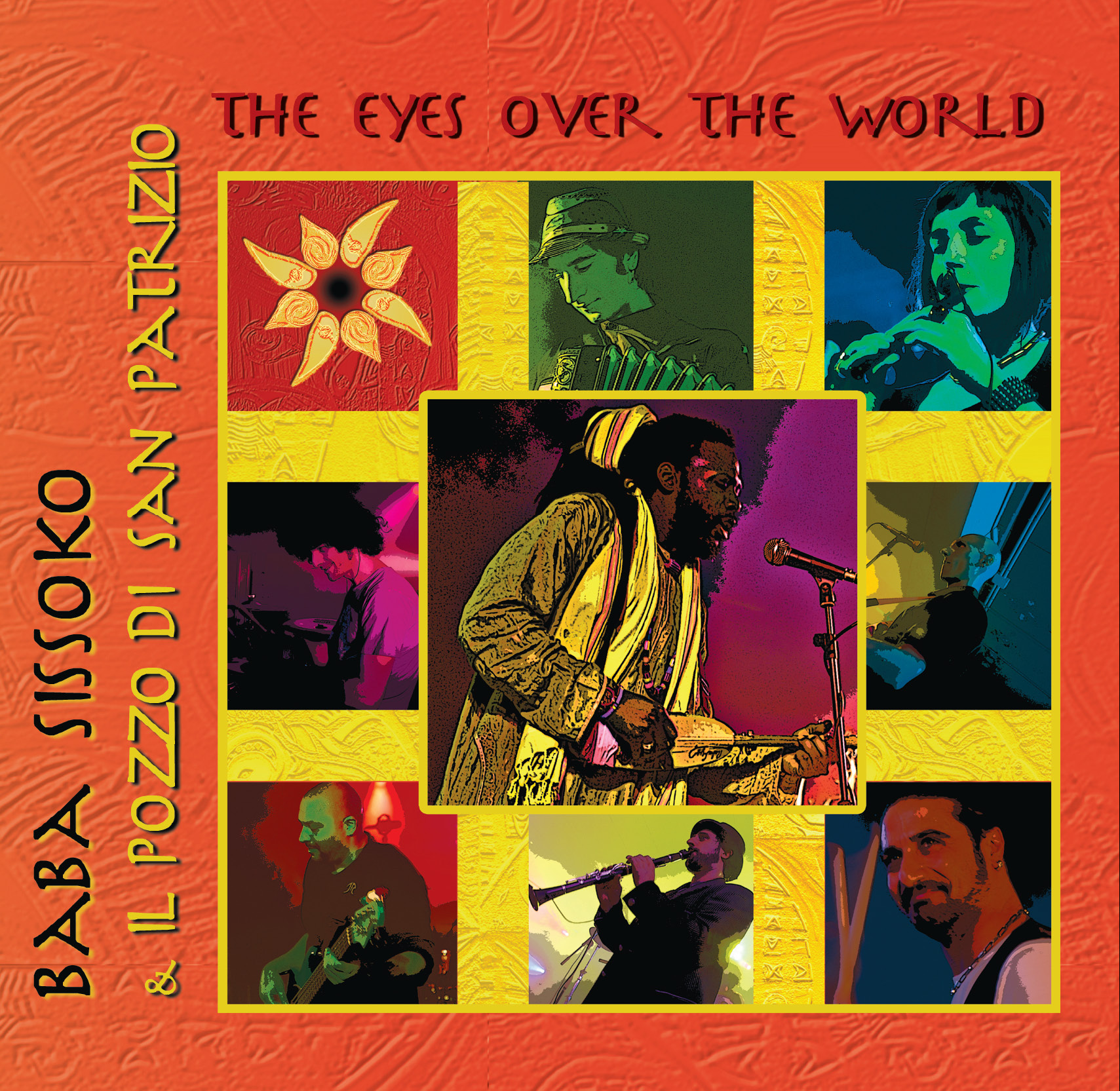 2010 The Eyes Over the World EOW